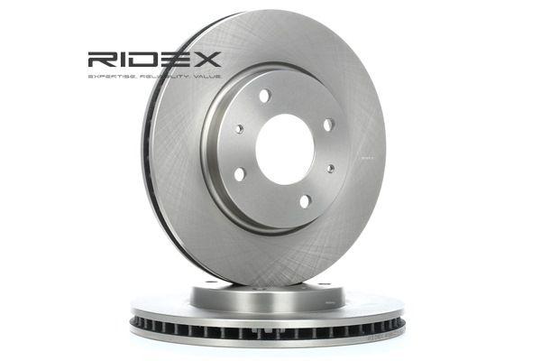 RIDEX 82B0324 Disc brake set