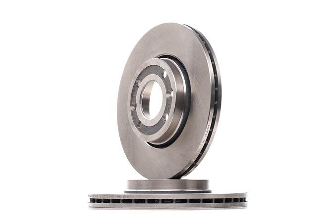 Brake Disc 82B0808 Clio 4 (BH_) 1.5 dCi (BHMW) MY 2021