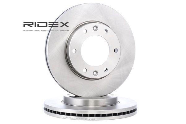 RIDEX 82B0784 Disc brake set