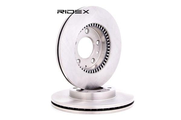 RIDEX 82B0317 Disc brake set