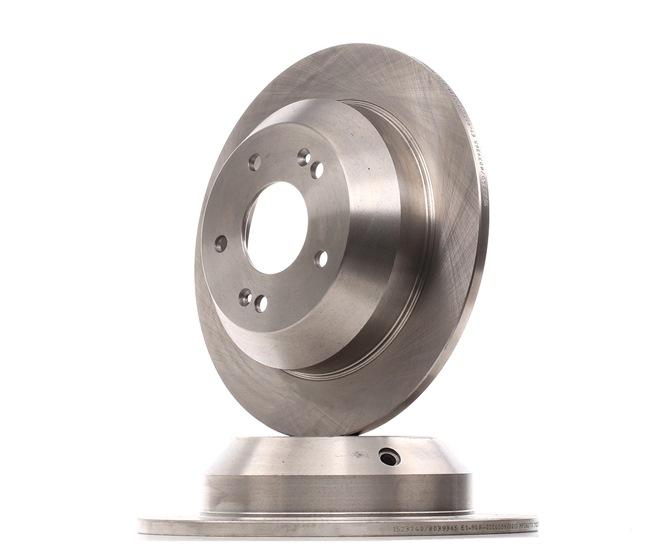 RIDEX 82B0617 Disc brake set
