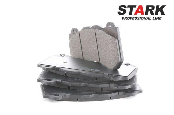 STARK Vorderachse, mit akustischer Verschleißwarnung SKBP0011396