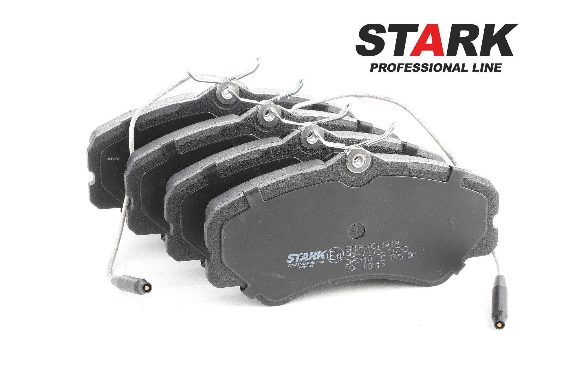 Bremsbelagsatz STARK SKBP-0011413 Bewertung