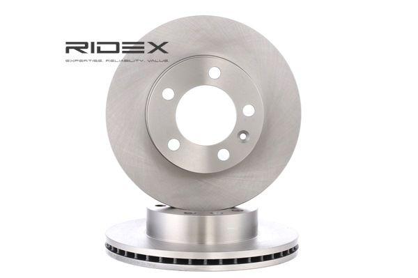OEM Bremsscheibe RIDEX 8039568 für NISSAN