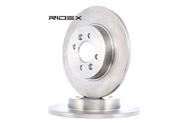 Bremsscheibe Bremsscheibendicke: 12mm, Lochanzahl: 4, Ø: 280mm mit OEM-Nummer 8671 019 318