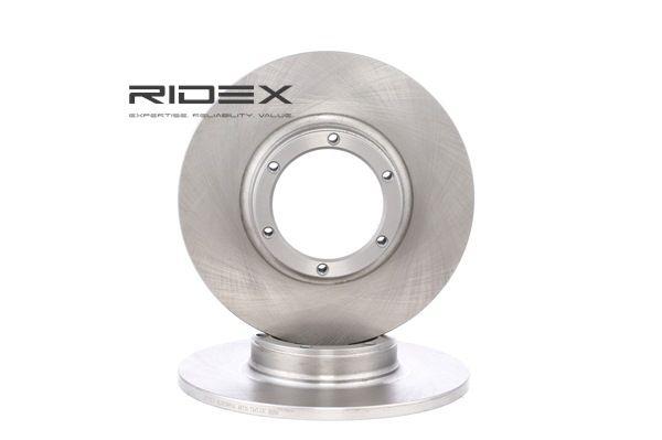 RIDEX Vorderachse, Voll 82B0854