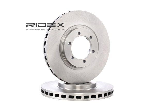 RIDEX 82B0523 Disc brake set