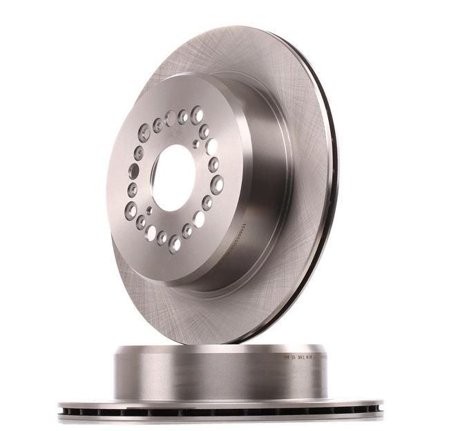 RIDEX 82B0532 Disc brake set