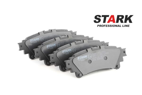 STARK SKBP0011553 Brake pad set disc brake