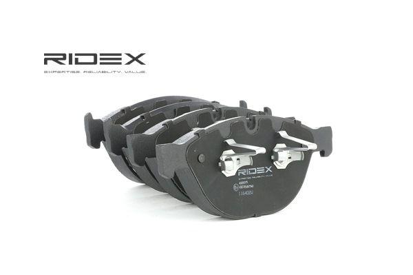 Jarrupala, levyjarru | RIDEX Tuotekoodi: 402B0375 BMW 5 Touring E61
