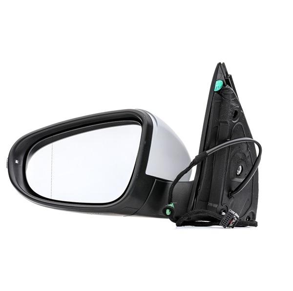 Außenspiegel mit OEM-Nummer 5K0949101_
