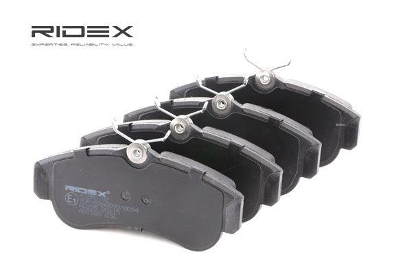 Jogo de pastilhas para travão de disco | RIDEX Número do artigo: 402B0702 NISSAN PRIMERA P11