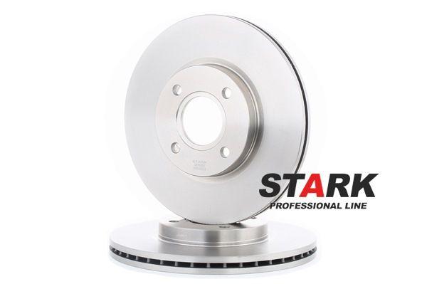 STARK Vorderachse, Innenbelüftet SKBD0023218