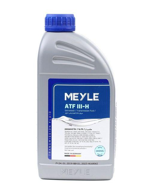 MEYLE ATF III H Aceite de transmisión ORIGINAL Quality, Capacidad: 1L