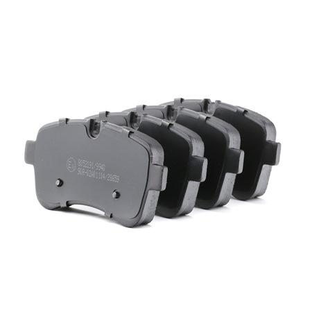 Bremseklodser IVECO | RIDEX Varenummer: 402B0898