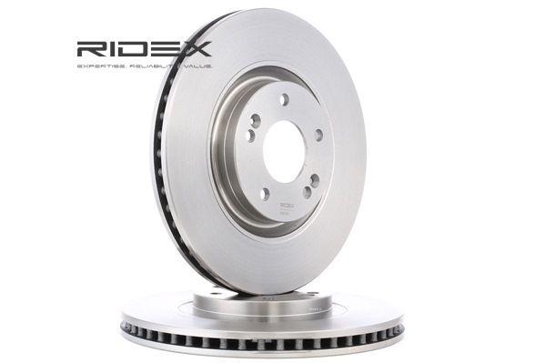 RIDEX 82B1057 Disc brake set