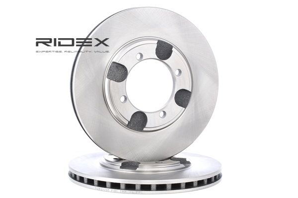 Brake Disc 82B0496 COUPE (GK) 2.0 GLS MY 2007