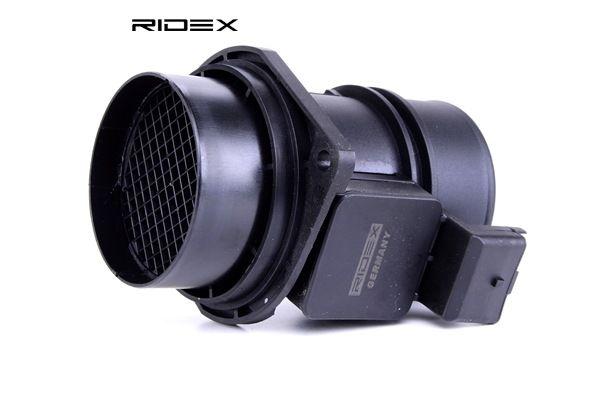 Przepływomierz masowy powietrza RENAULT | RIDEX Artykuł №: 3926A0081