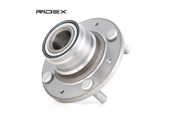 RIDEX Náboj kola MITSUBISHI zadní náprava - oboustranné