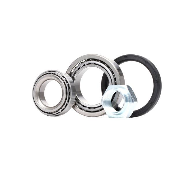 RIDEX 654W0185 Radlagersatz