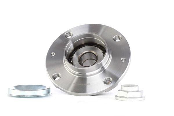 RIDEX 654W0138 Wheel hub assembly