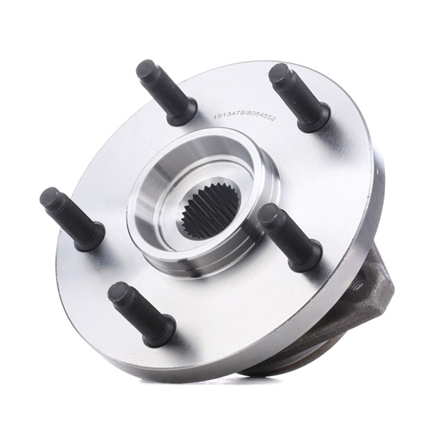 RIDEX Kit cuscinetto ruota Assale anteriore, Dx, Sx