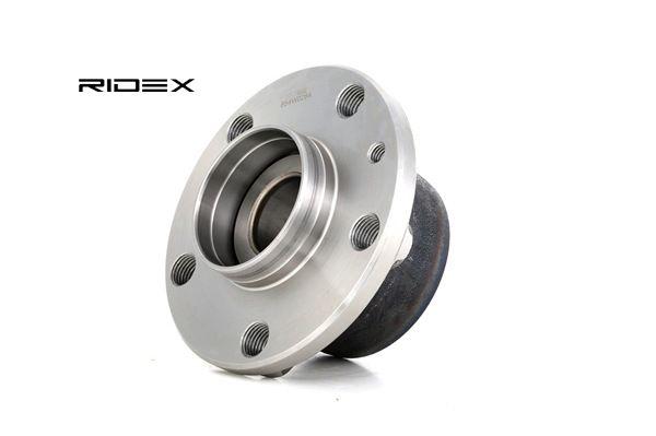 RIDEX Hinterachse beidseitig, mit integriertem magnetischen Sensorring 654W0284