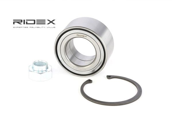 RIDEX Hjullagersats SUBARU Framaxel, båda sidor