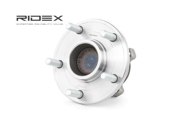 RIDEX 654W0203 Wheel hub bearing