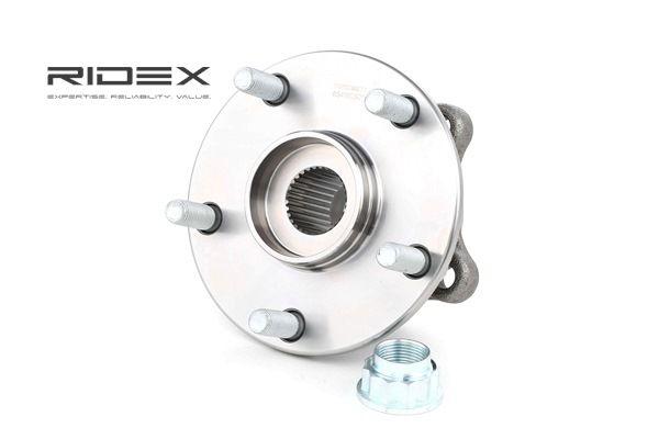 Buje de rueda RIDEX 8054661 eje delantero, ambos lados