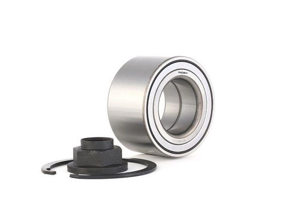 RIDEX 654W0504 Wheel hub bearing