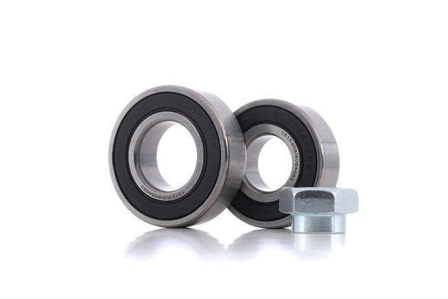 RIDEX 654W0474 Wheel hub bearing