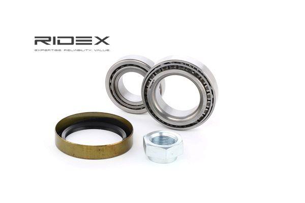 Axle shaft bearing RIDEX 8054996 Rear Axle