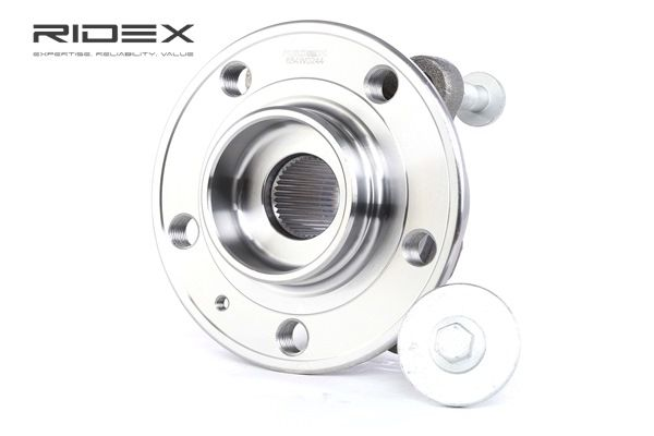 RIDEX 654W0244 Wheel hub bearing