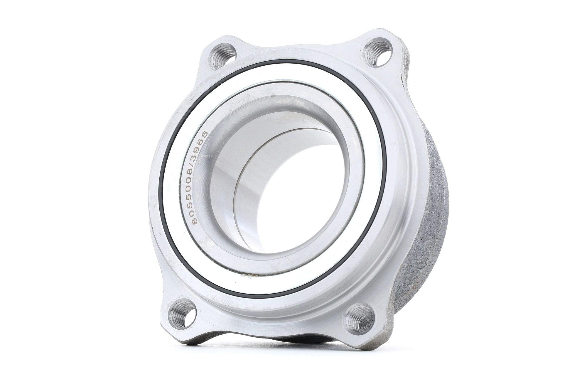 Wheel Bearing RIDEX 654W0214 rating