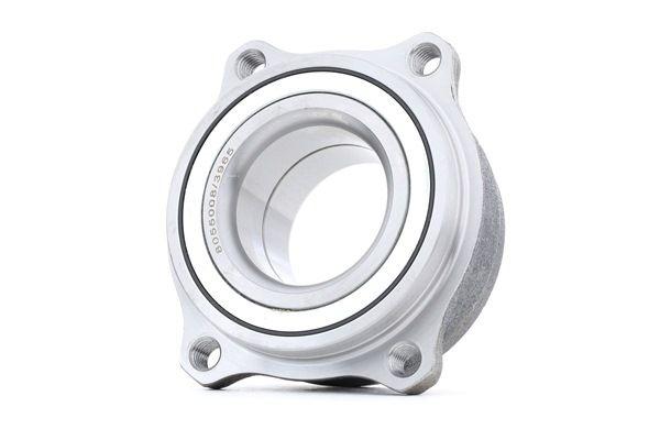 Rodamiento de rueda RIDEX 8055008 eje trasero ambos lados