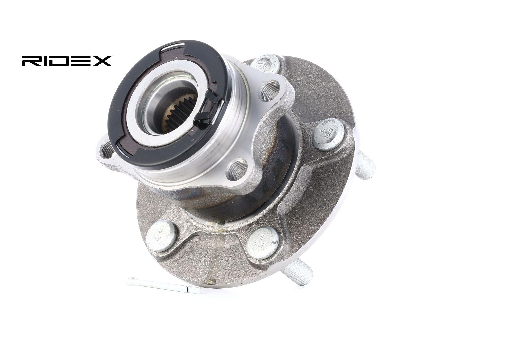Rodamiento de Rueda RIDEX 654W0380 evaluación