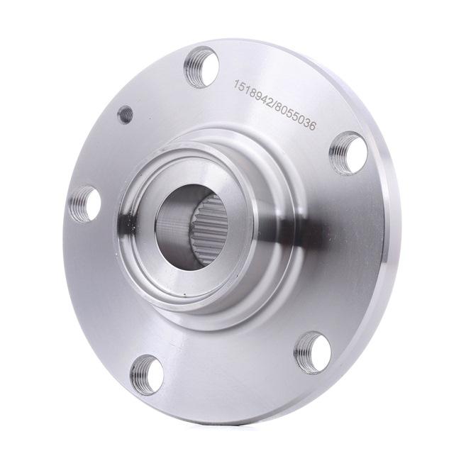 OEM RIDEX 653W0014 AUDI A4 Wheel hub
