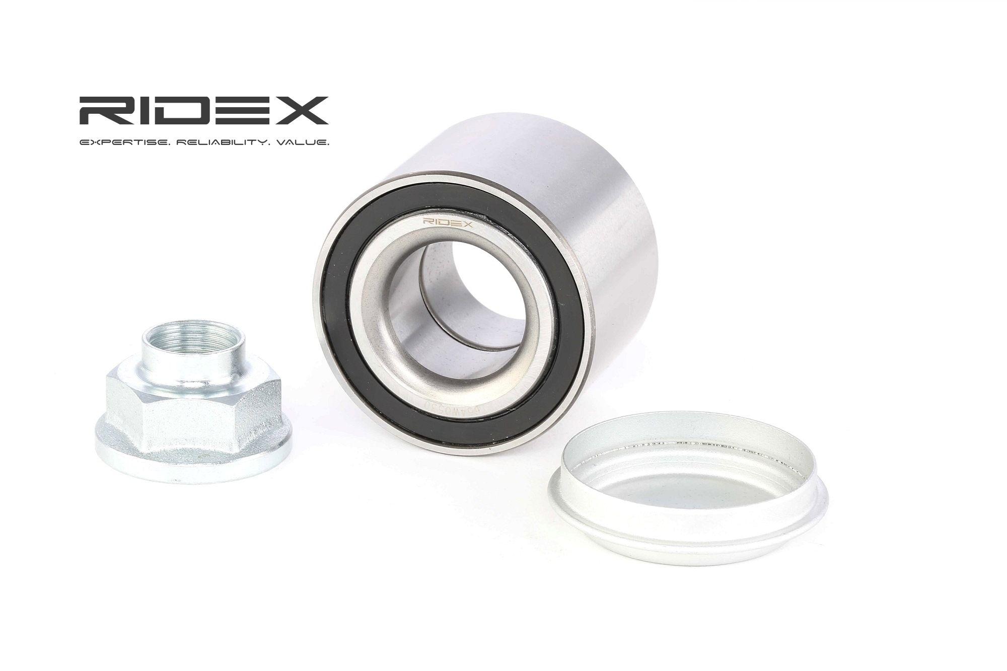 Wheel Bearing RIDEX 654W0530 rating