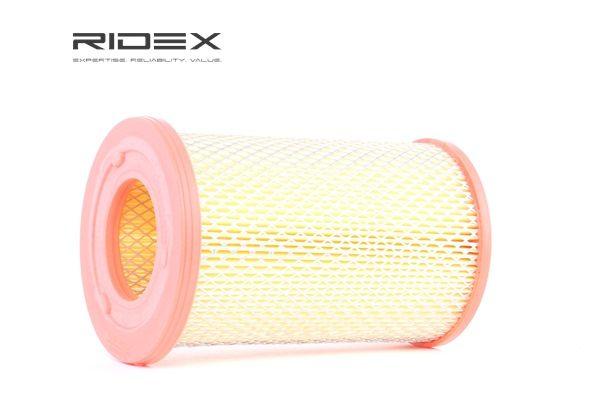 RIDEX Filtereinsatz, mit integriertem Gitter 8A0342