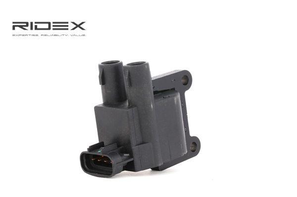 RIDEX Tändspole 4059191170708 rating