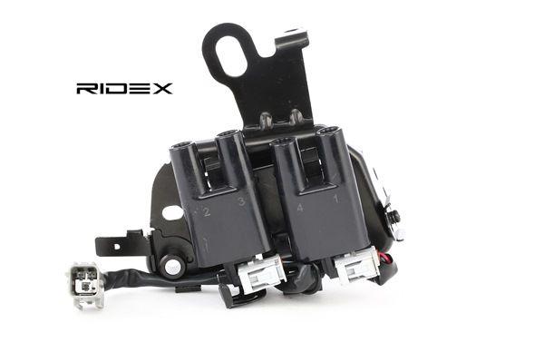 Engine coil pack RIDEX 8055596