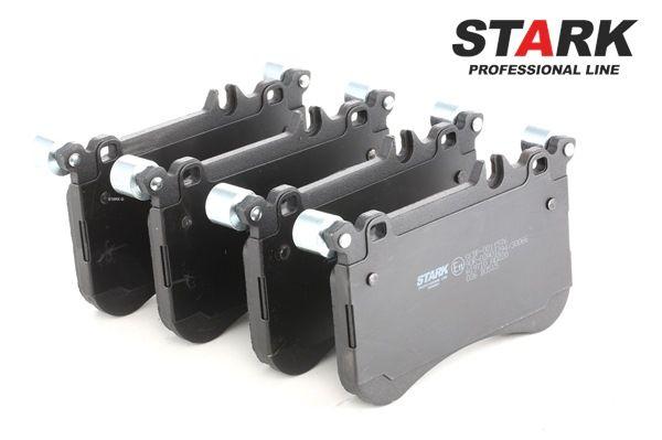 Brake Pad Set, disc brake SKBP-0011576 E-Class Saloon (W212) E 500 4.7 4-matic (212.091) MY 2014