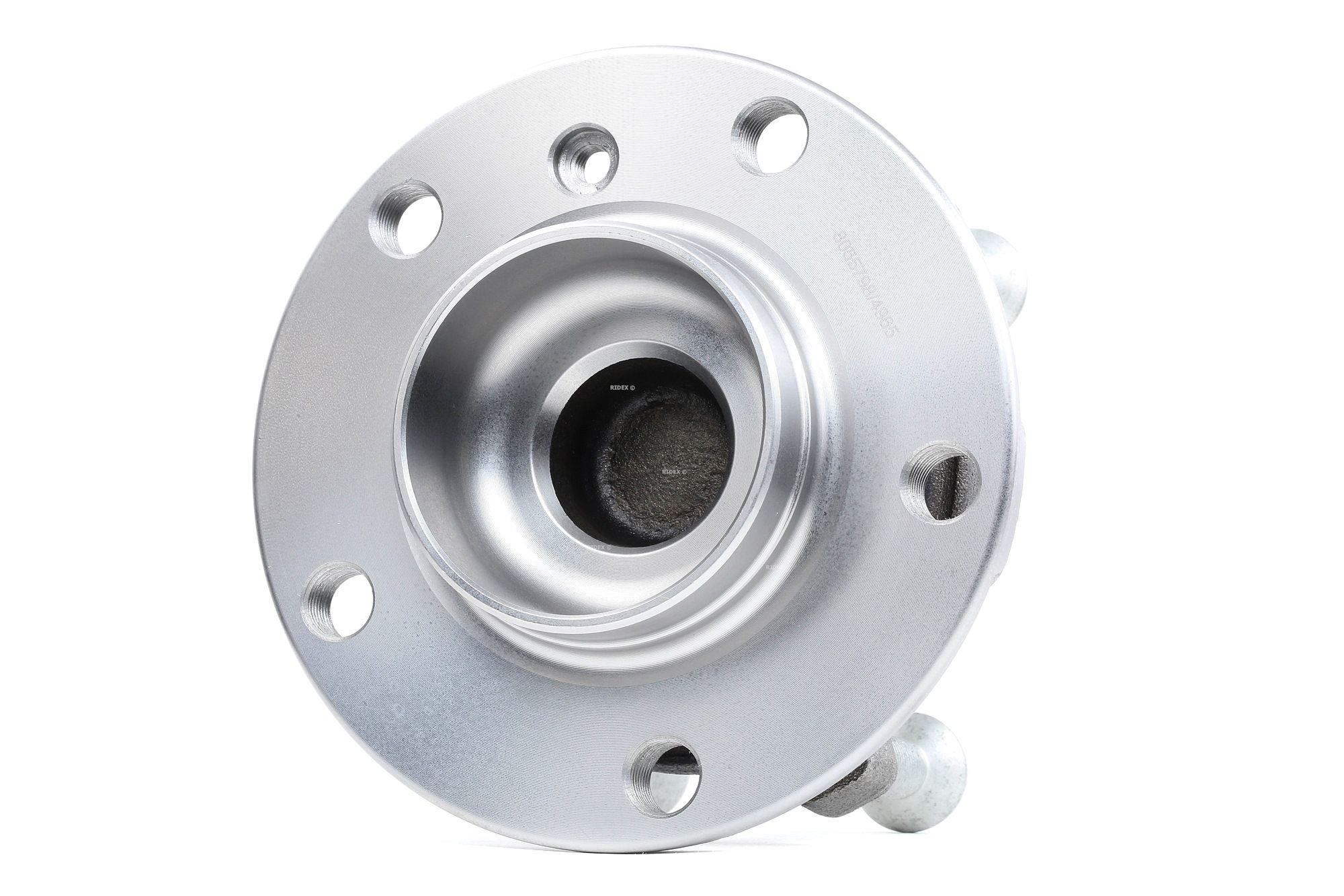 Radlager & Radlagersatz RIDEX 654W0584 Bewertung