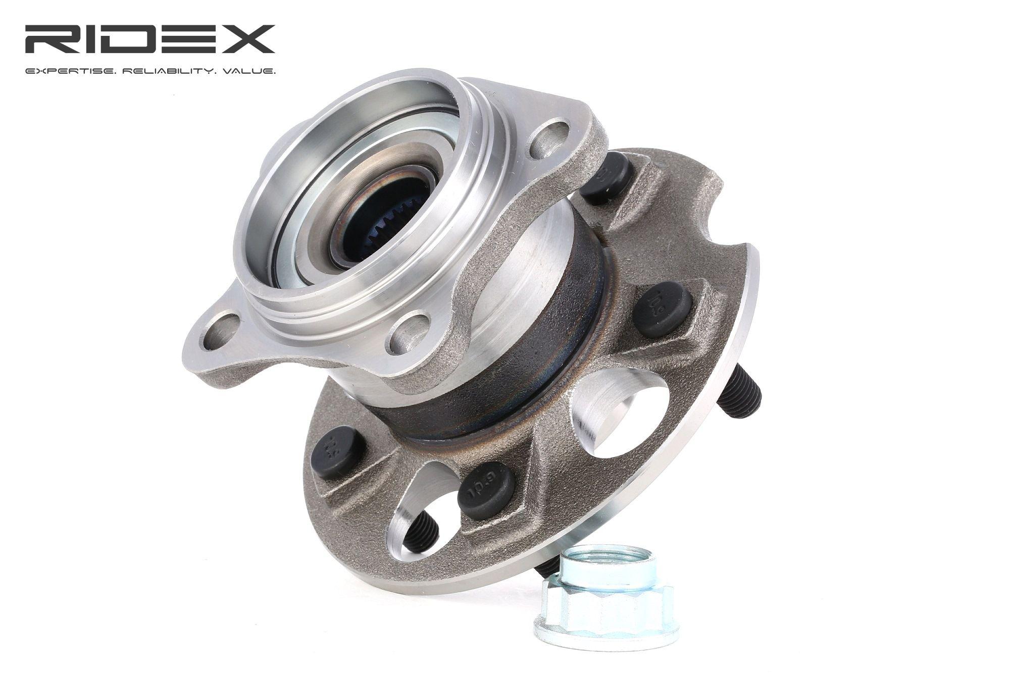 Wheel Bearing RIDEX 654W0593 rating