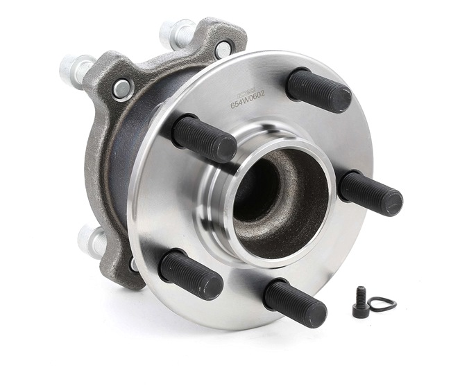 RIDEX 654W0602 Wheel hub assembly