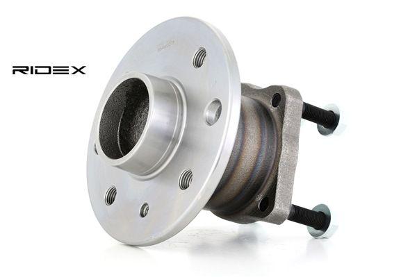 Rodamiento de rueda RIDEX 8055940 eje trasero ambos lados