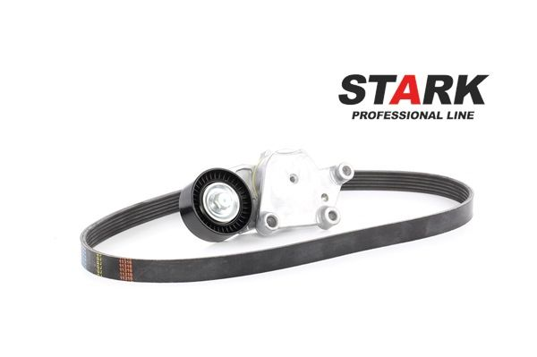 Poly v-belt kit STARK 8056075