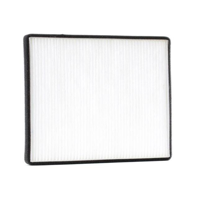 Filtro de aire acondicionado RIDEX 8056278 Filtro de partículas, Cartucho filtrante