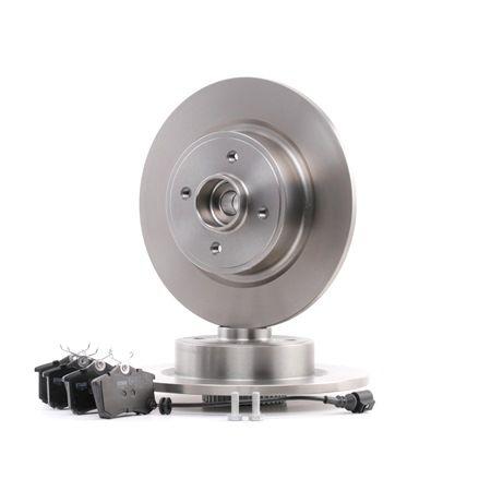 Bremsensatz, Scheibenbremse Bremsscheibendicke: 11mm mit OEM-Nummer JZW698451F